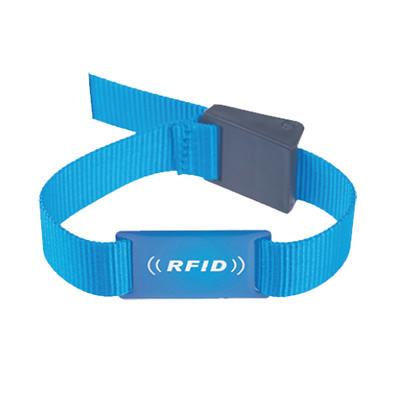 RFID Nylon Wristband Type 3
