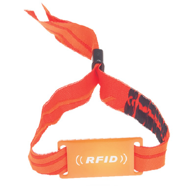 RFID Nylon Wristband Type 4
